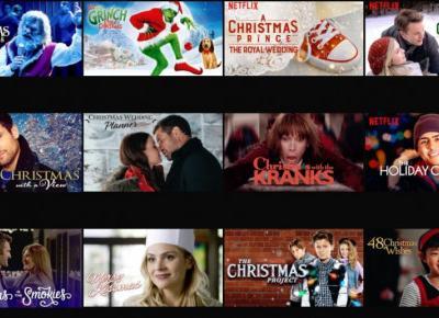 10 najlepszych świątecznych filmów w serwisie Netflix