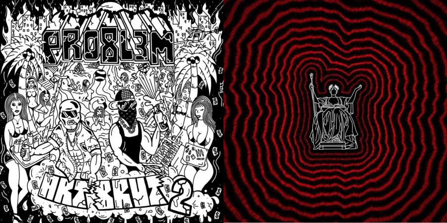 Hip-hopowy kącik muzyczny #3 - Shellerini, PRO8L3M - Ósma zasada.pl