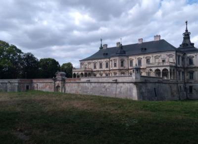 Zamek w Podhorcach - cień dawnej świetności – Ósma zasada