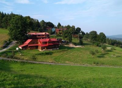 Z plecakiem w góry: 50 km w 3 dni Rabka Zdrój – Krościenko (GSB)