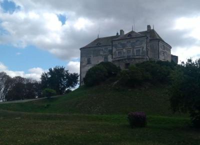 Zamek w Olesku - miejsce narodzin dwóch królów