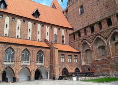 Zamek w Kwidzynie - krzyżacka twierdza na pomorzu - Ósma zasada.pl