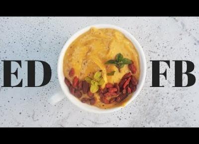 PIERWSZY RAZ Z RAW JAJKAMI | ED RECOVERY FOOD BOOK