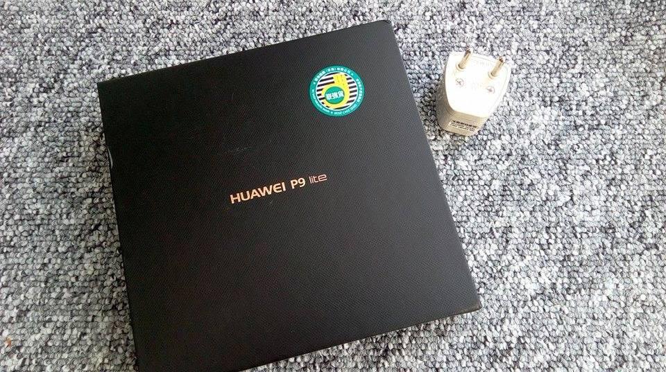 Recenzja Huawei P9 lite!