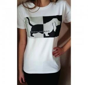 Koszulki z logiem mojego bloga!