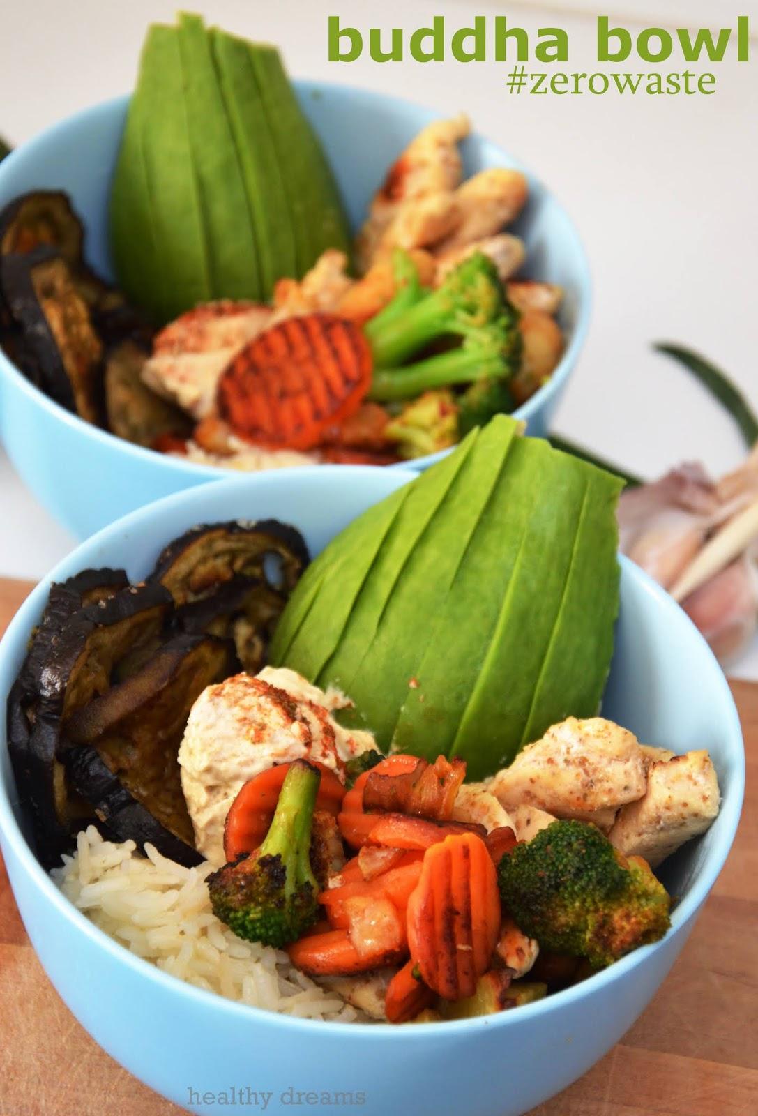 buddha bowl #zerowaste         |          Healthy Dreams
