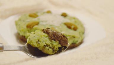 Healthy Dreams: raw kremowe ciasko kokosowo-kiwi