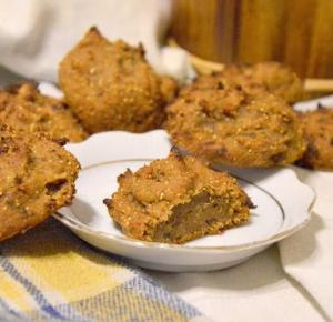 Healthy Dreams: Amarantusowe ciastka z migdałami i daktylami