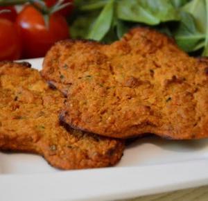 Healthy Dreams: wegańskie schabowe paprykowe