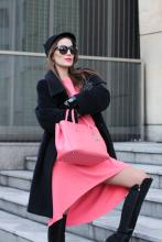 PANDAMONE. M's FASHION BLOG: CORAIL CHIC.