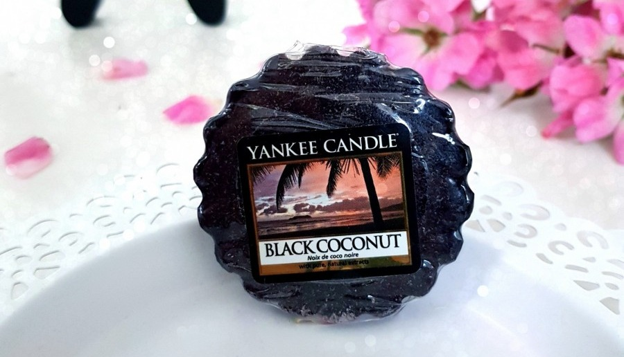 🖤 Black coconut 🥥 Yankee Candle