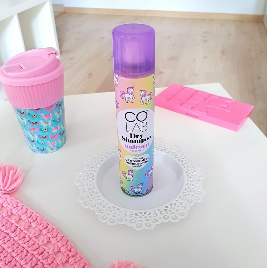 🦄🌺 Suchy szampon 🦄 Unicorn 🌺 Colab 🦄🌺