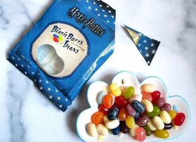 fasolki wszystkich smaków, Harry Potter, Bertie Bott's Beans | DressCloud.pl