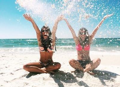 10 cennych porad jak czuć się dobrze w bikini!