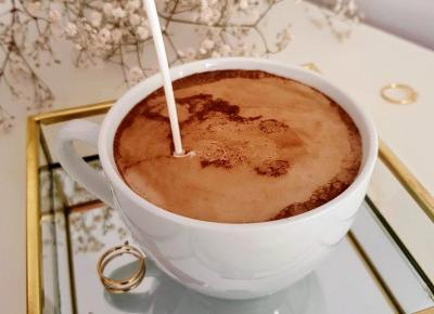 Kawowy poranek - wyzwanie fotograficzne.