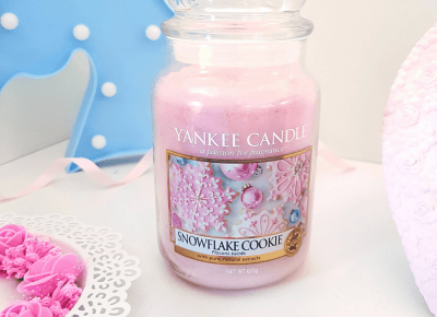 ❄️ Snowflake Cookie ❄️🍪 zapach od Yankee Candle ❄️