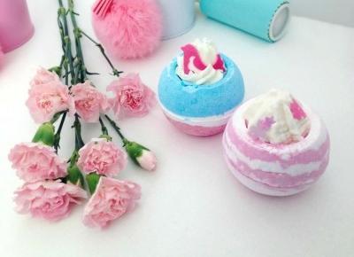 Bomb Cosmetics - Musująca bomba do kąpieli 🌸 | Opinia, realne zdjęcie