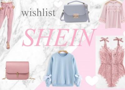 Jusstinkaa : Pastelowe ubrania na wiosnę - Shein