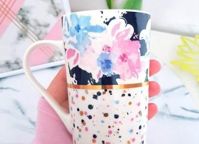 🌺 Pastelowy kubek - kolekcja PASTELE 🌸 | Empik 🌺