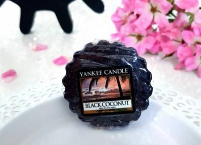 🖤 Black Coconut - wosk od Yankee Candle 🖤