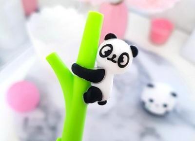 🐼 długopis panda 🐼 | DressCloud.pl 🌸