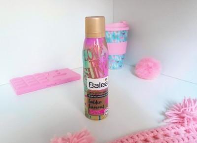 """🌸 Justyna 🌸 on Instagram: """"Dezodorant w sprayu Golden Summer marki Balea. 💖 Jest to najlepszy dezodorant ever! 😍Mieści się w pięknie zaprojektowanej, kolorowej,…"""""""