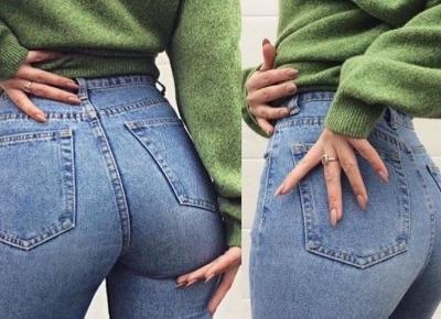 Spodnie jeansowe, które podkreślą Twoje kształty! Kosztują grosze!