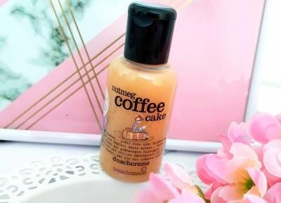 Treaclemoon - Żel pod prysznic, Nutmeg Coffee