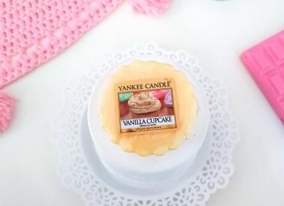 💛 Vanilla Cupcake 💛 Yankee Candle 💛