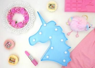 Jusstinkaa : Dziewczęce dekoracje i akcesoria