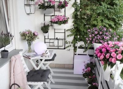 🌸 balcony inspiration 🌸