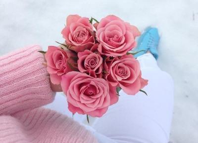 Jusstinkaa : pink sweater - różowy wiązany sweterek SAMMYDRESS