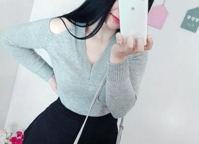 "Justyna 🎀 on Instagram: ""cudownego dnia 😘💖💙 sweterek 》@sammydressfashion ♡ torebka 》 @twinkledeals_official ♡  #me #girl #brunette #polishgirl #outfit"""