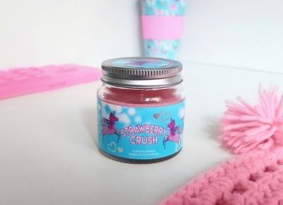 🌸🦄 Strawberry Crush 🦄🌸 świeczka zapachowa 🌸 Primark