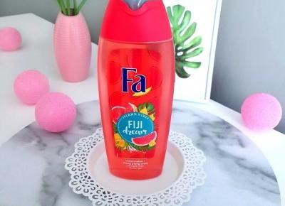 🍉 Fa - Żel pod prysznic, Fiji Dream, Arbuz 🍉