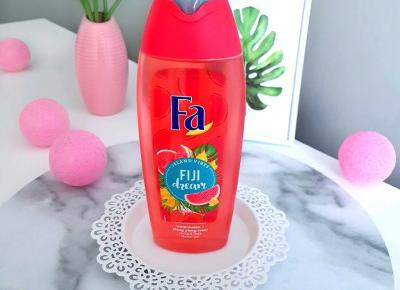 Fa - Żel pod prysznic, Fiji Dream | Watermelon - arbuz | Island Vibes | Recenzja