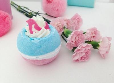 🌸💙 Kula do kąpieli 'Miłosne Gniazdko' 🌸 Bomb Cosmetics 🌸💙