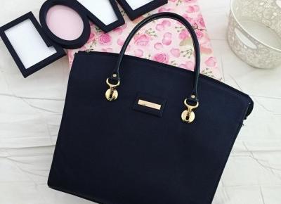 """Justyna 🎀 on Instagram: """"hej hej 💖 co u Was? dziś chciałabym Wam pokazać przepiękną torebkę od naszej…"""""""