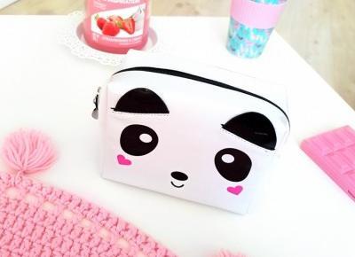 Kosmetyczka PANDA 🐼 Sinsay 🌸