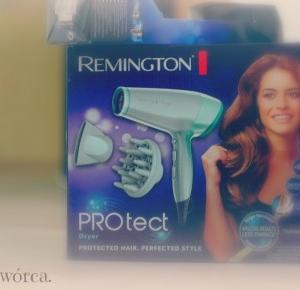 Pani Yoanna.: Włosowy cudotwórca: Remington Protect.