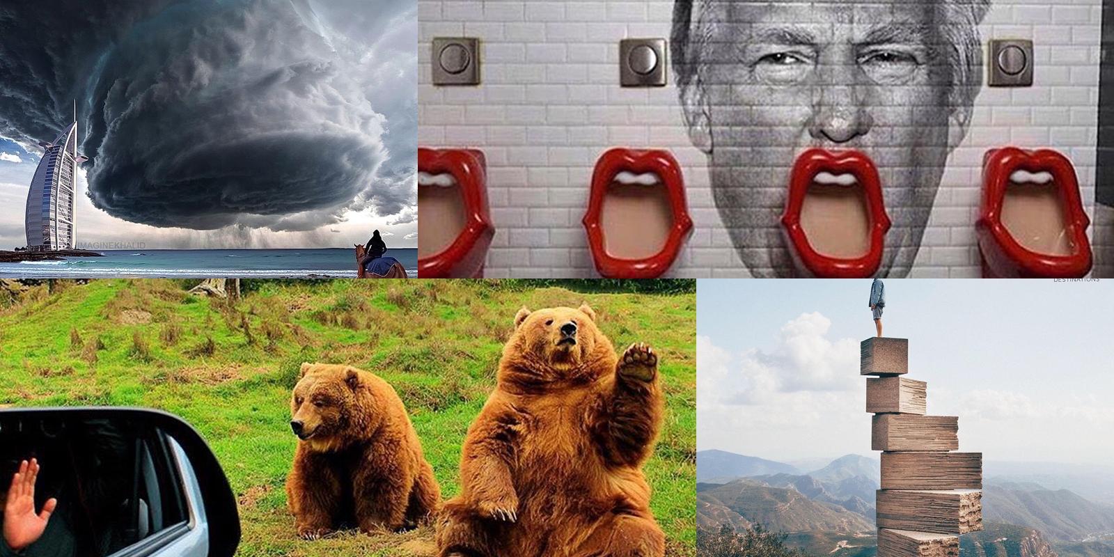 Najlepsze zdjęcia internetów #1 » Pan Łakomy