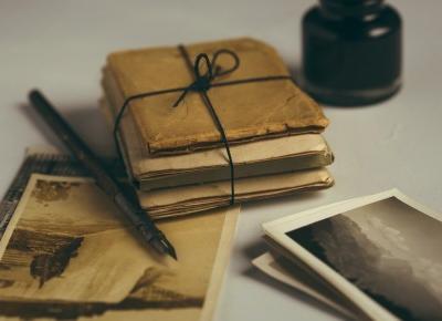 Co robię w czasie wolnym? #1- Pisanie listów tradycyjnych