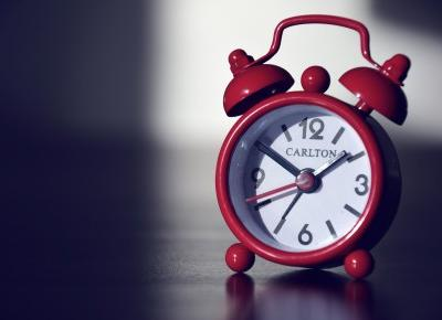 Temat tygodnia #4- Zarządzanie czasem