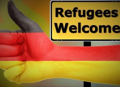 Kilka słów o uchodźcach w Niemczech… – Panna Kwiatkowska