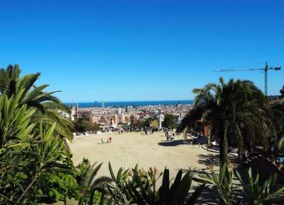 Sentymentalnie o Barcelonie