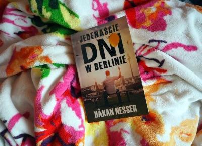 Hakan Nesser - Jedenaście dni w Berlinie