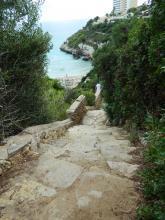 Bakusiowe Bzdetki: Spacer po Cales de Mallorca