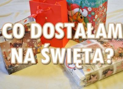 Paulina Bagińska: Co dostałam na święta?