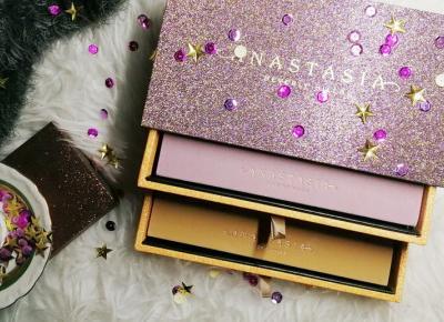 Zestaw paletek cieni Anastasia Beverly Hills - Modern Renaissance oraz Soft Glam