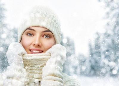 5 zasad zimowej pielęgnacji twarzy